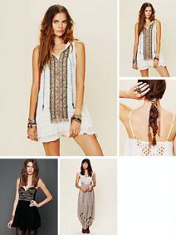 7.12 FREE PEOPLE - WANNA BE STYLIST