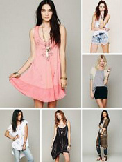 April Arrivals at Free People Buffalo
