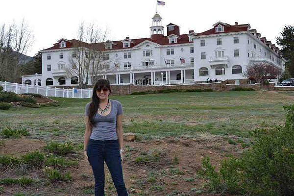 Stanley hotel, home of the shining