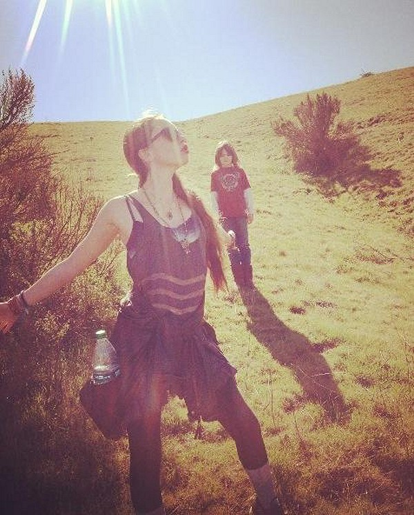 In The Hills style pic