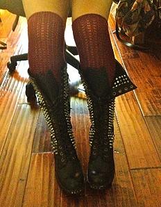 studs & socks