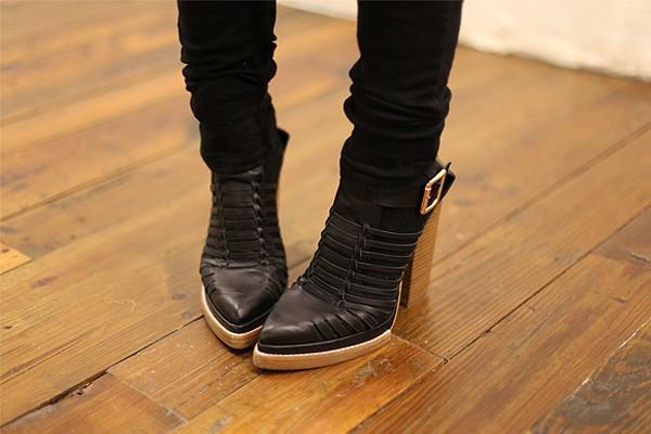 Oh la la heels