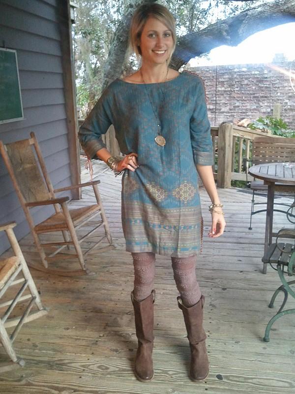 FP New Romantics Stole My Heart Dress style pic.