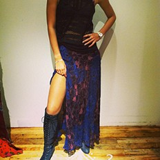 Your Dreams Maxi Skirt style pic