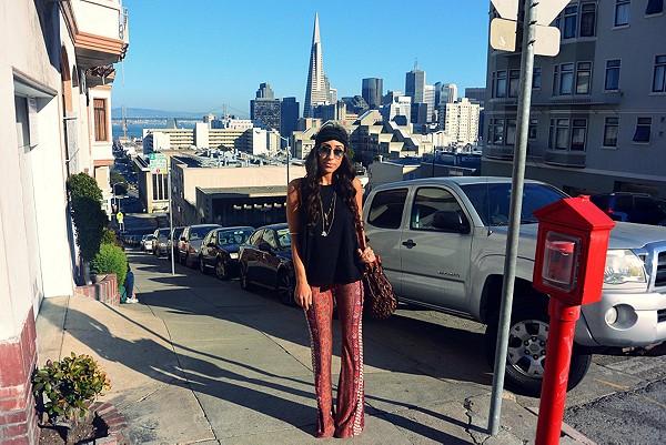 Flirty in San Francisco #FPme #FreePeople #FPFallC