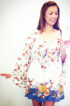 Modern Chinoise Dress style pic