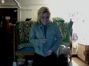 Knit Bomber Jacket style pic