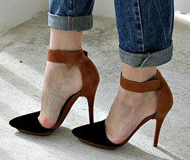 Solitaire Heel style pic