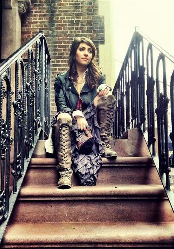 Landmark Lace Boot style pic