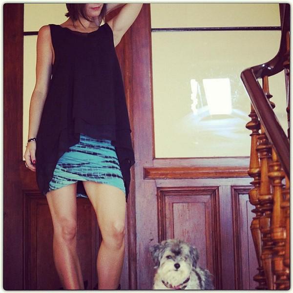 My Summer Skirt