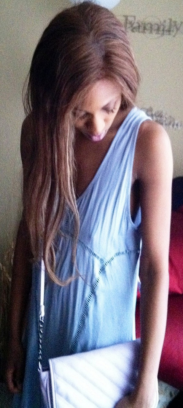 Dirty Cash Maxi Dress style pic
