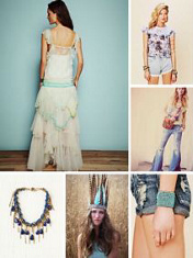 Blue is for Boho