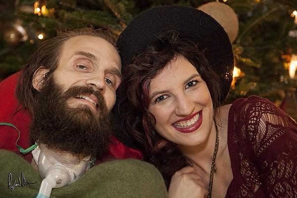 #fpcabin Merry Christmas love Hope & Steve