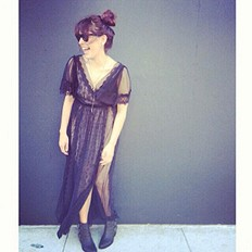 witchy woman maxi