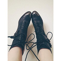 Crescent Ankle Boot style pic