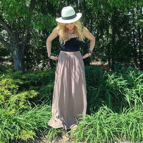 my favorite summer skirt