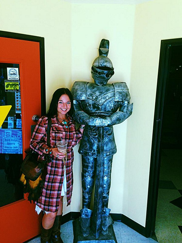 Hangin' with Tin Man Toby