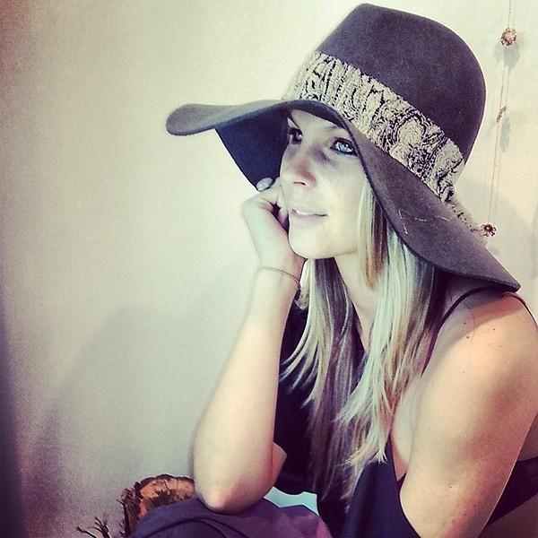 Mink Felt Hat style pic