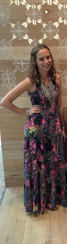 Easy Come Easy Go Dress style pic