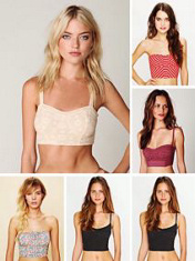 Bandous/Crop Tops I Want.....Badly!!!!