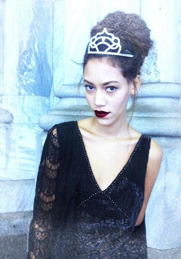 Phantom Burnout Lace Maxi style pic