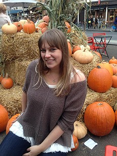 sweaters and pumpkins