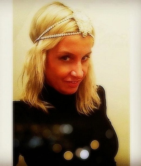 Sugarplums Headpiece style pic