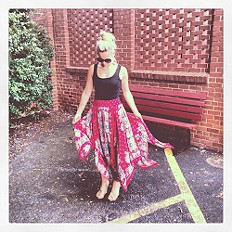 fly away to free people for the skirt