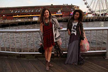 pier style adventure