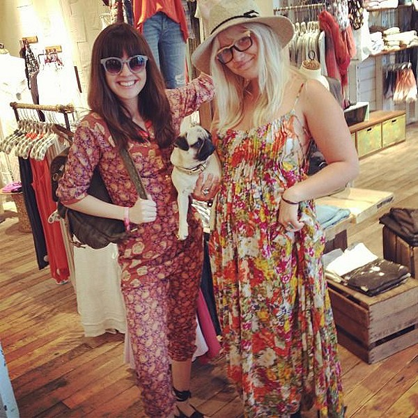 Mixed Florals Jumpsuit style pic