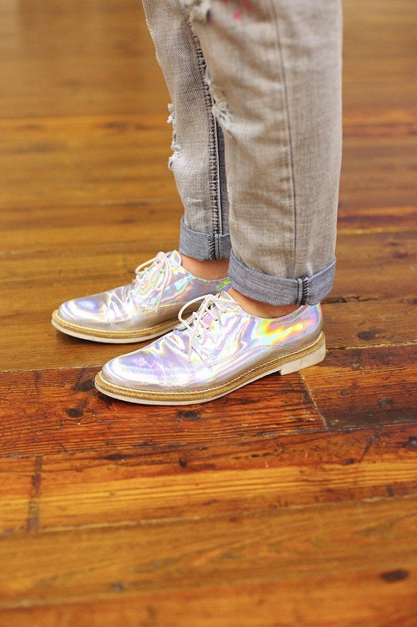 Love My Galaxy Oxfords!