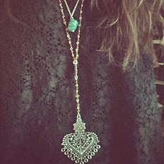 Double Layer Rosary style pic
