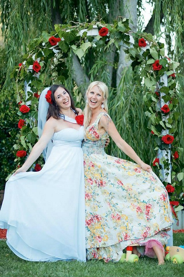 FP ONE Wisteria & Lattice Maxi Dress style pic