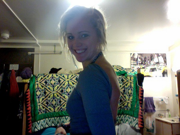 Solid Low Back Cami style pic
