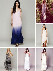 Dress to the Maxi