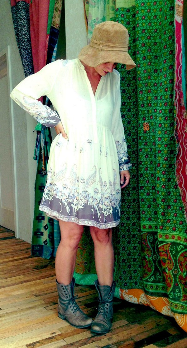 Sierra Valley Shirtdress style pic