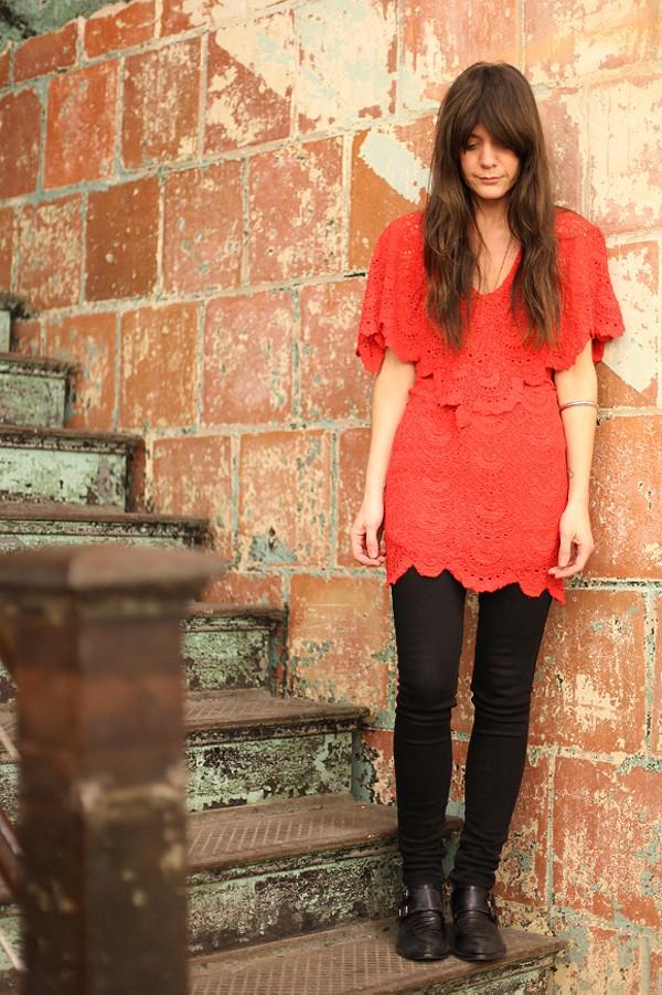 Spanish Lace Dress