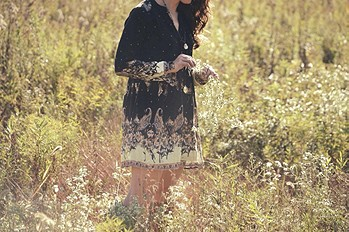 Sierra Valley Shirtdress