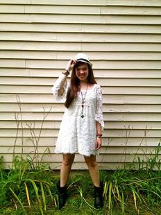 Swinging 60's Dress style pic