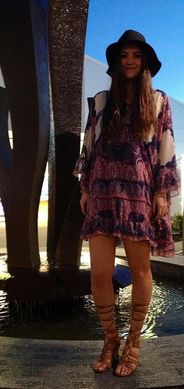 Marla Dreams Dress style pic