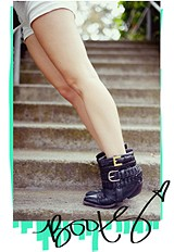 <3 Luxury Jones Boot <3
