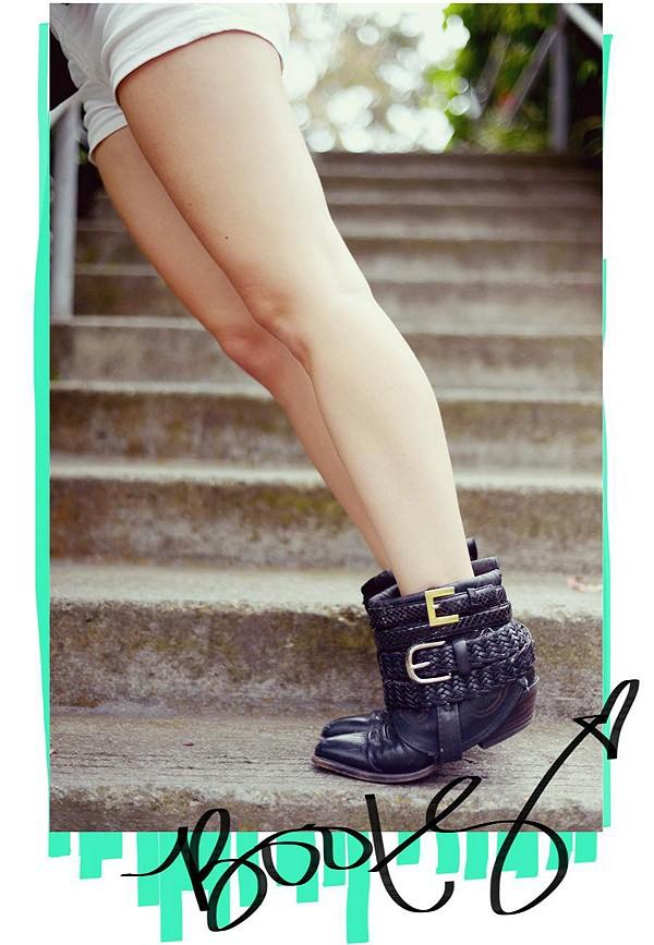 <3 Luxury Jones Boot <3