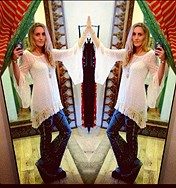 Mimi Fringe Tunic style pic