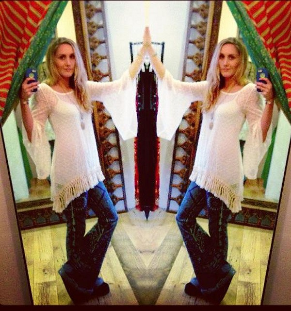 Mimi Fringe Tunic style pic