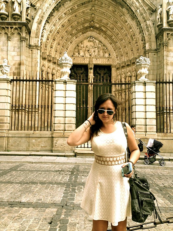 Toledo Cathedral!