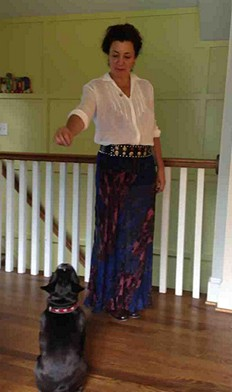 the perfect maxi skirt