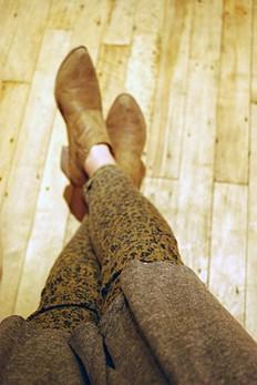 Homestead Mule Boot  LOVE