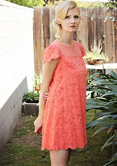 Brown Eyed Girl Dress style pic