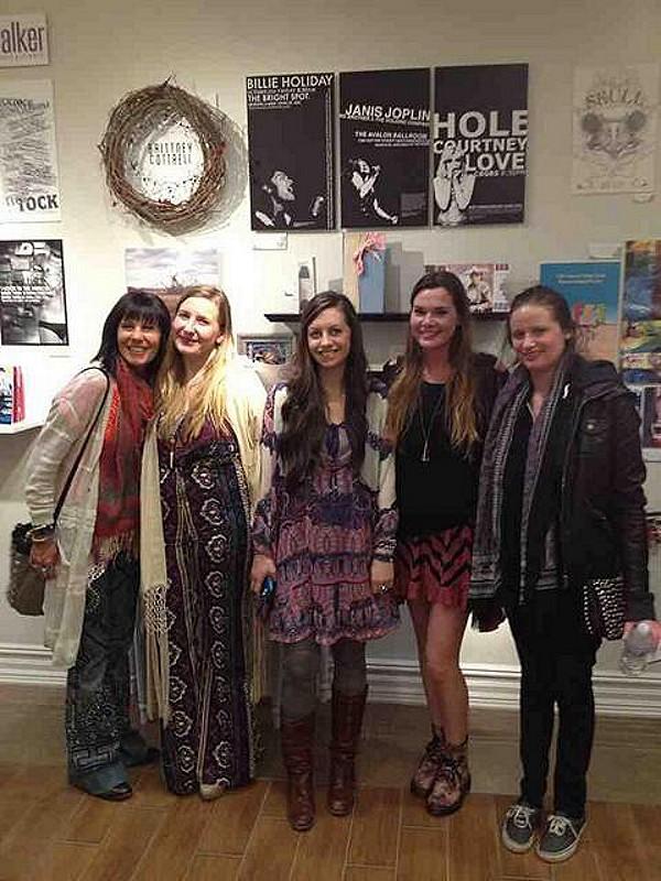 Brittney's Art Show