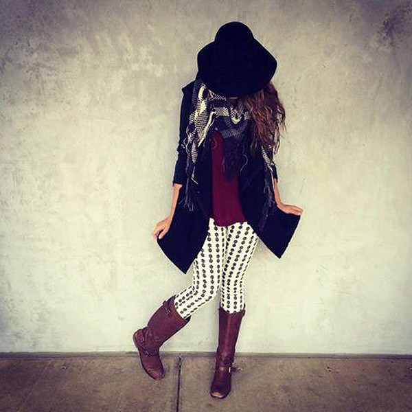 Drippy Wool Jacket style pic